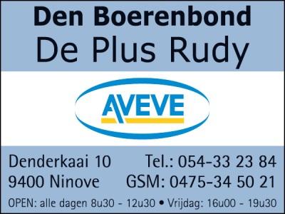 AVEVE De Plus Rudy
