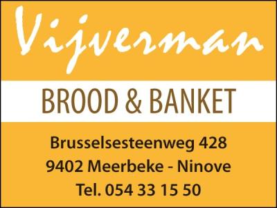 Brood en Banket Vijverman