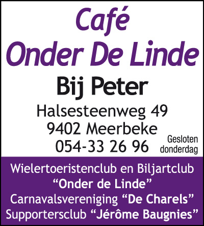 Café Onder De Linde
