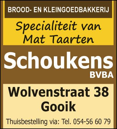 Bakkerij Schoukens