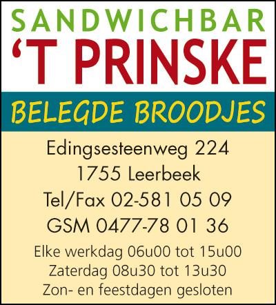 Sandwichbar 't Prinske