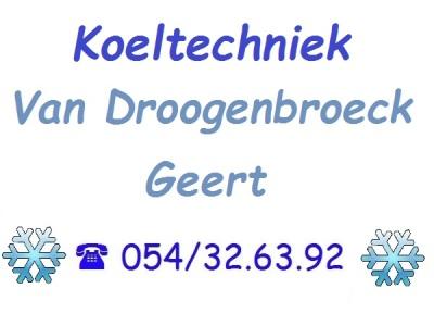 Koeltechniek – Airco Van Droogenbroeck
