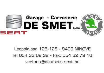 Garage Seat / Skoda De Smet
