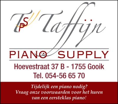 Piano Supply Taffijn